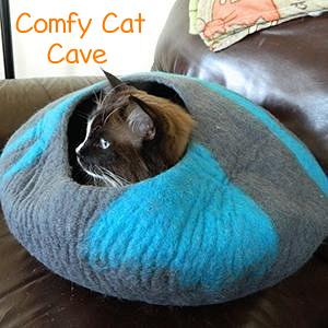 CatGeeks comfy-cat-cave