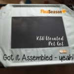 K&H Elevated Pet Cot Bed Review with Photos