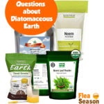 Questions About Diatomaceous Earth I Use as a Flea Killer