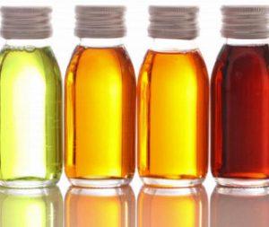Homemade Flea Sprays using essential oils as Pine Cedarwood Lemon