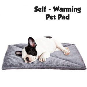 thermal self warming pet mat / pad